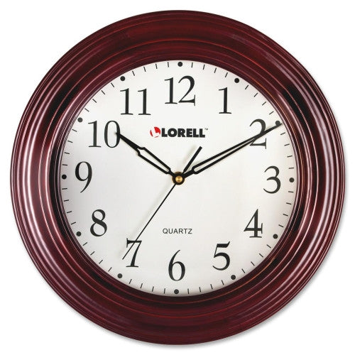 Lorell Wall Clock ; UPC: 035255609883