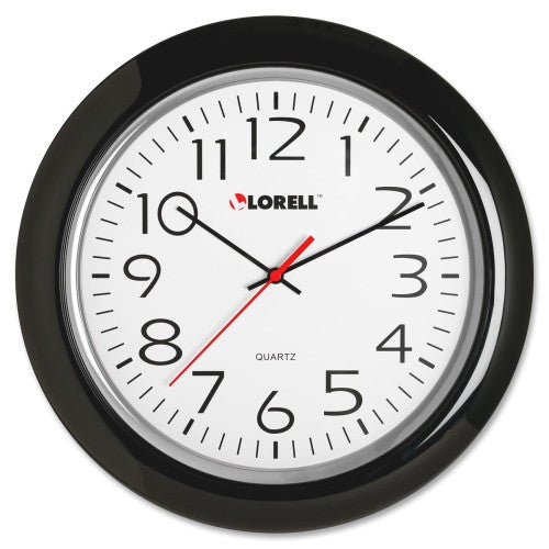 Lorell Wall Clock ; UPC: 035255609890