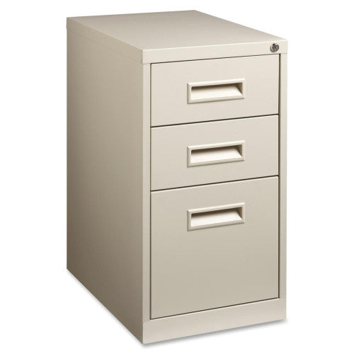 Lorell Box/Box/File Mobile Pedestal Files LLR67734, Putty (UPC:035255677349)