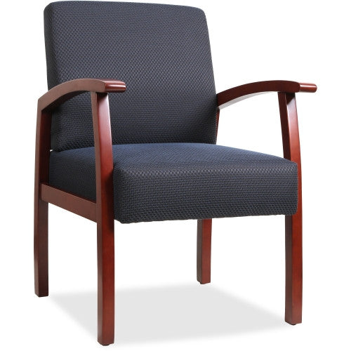Lorell Deluxe Guest Chair ; UPC: 035255685535