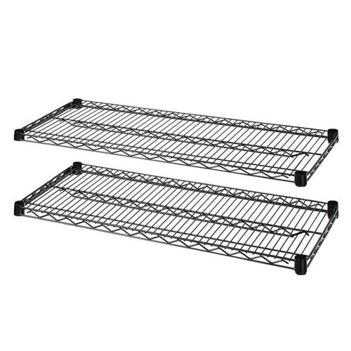 Lorell Industrial Wire Shelving ; UPC: 035255691437