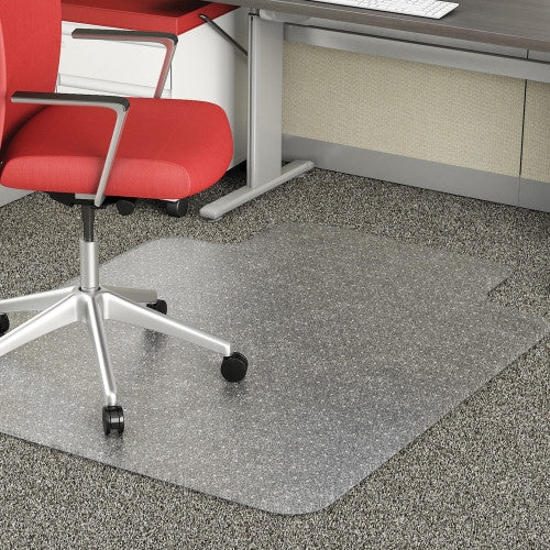 Lorell Low Pile Chair Mat ; UPC: 035255691598