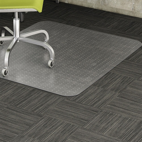 Lorell Rectangular Low Pile Chair Mat ; UPC: 035255691604