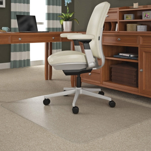 Lorell Rectangular Chair Mat ; UPC: 035255691642