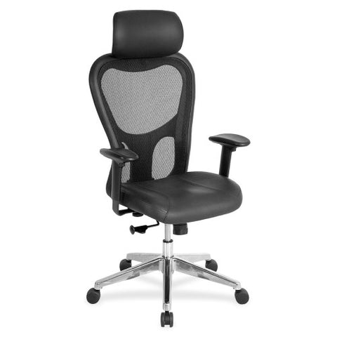Lorell High Back Executive Chair ; UPC: 035255850353