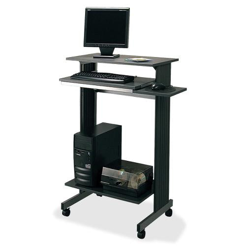 Buddy Euroflex Stand Up Height Fixed Workstation BDY643836 ; UPC: 025719643867