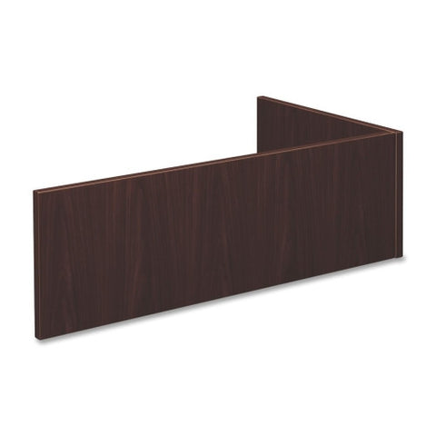 basyx by HON BL Series Reception Station for Returns in Mahogany ; UPC: 752856153682