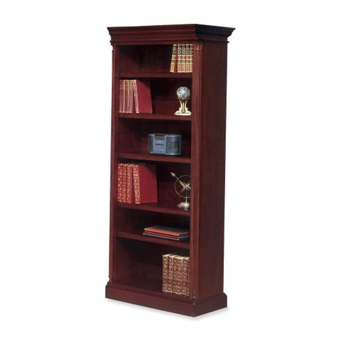 DMi Keswick Right Hand Facing Bookcase DMI7990128, Cherry (UPC:095385064112)