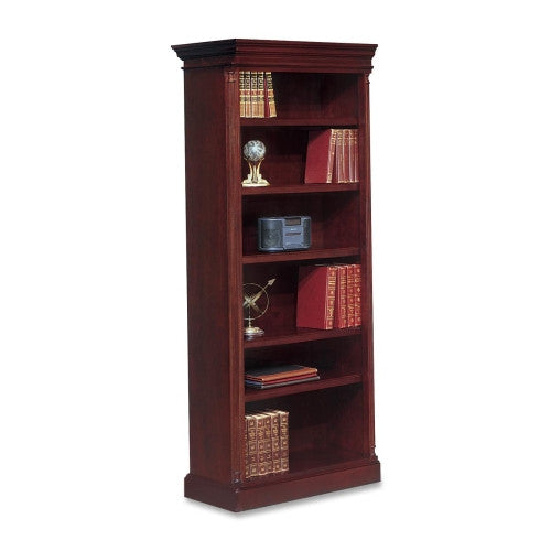 DMi Keswick Left Hand Facing Bookcase DMI7990118, Cherry (UPC:095385064105)