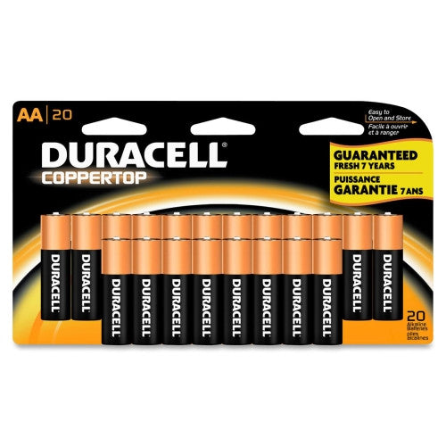 Duracell Multipurpose Battery ; (041333758640)