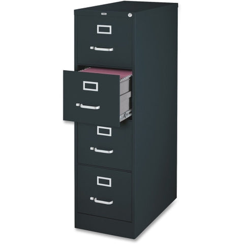 Lorell Vertical File Cabinet ; UPC: 035255601986