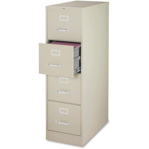 Lorell Vertical File Cabinet ; UPC: 035255601979