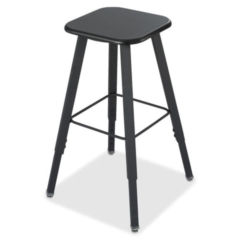 Safoc Alpha Better Height-Adjustable Student Stool SAF1205BL