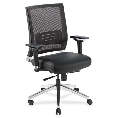 Lorell Lower Back Swivel Executive Chair ; UPC: 035255900416