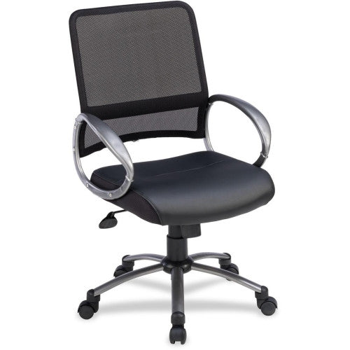 Lorell Mid Back Task Chair ; UPC: 035255695183