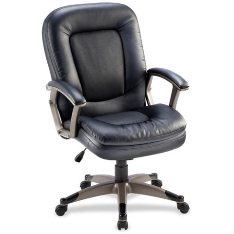 Lorell Mid-Back Management Chair ; UPC: 035255695190