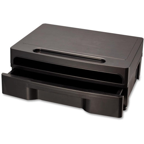 OIC Monitor Riser ; (042491225029); Color:Black