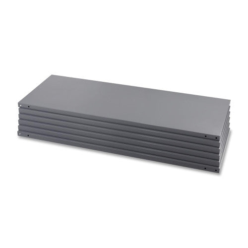 Safco Industrial Shelf SAF6253, Gray (UPC:073555625301)