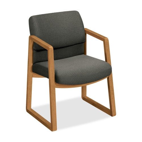 HON 2403 Guest Chair HON2403CAB12, Gray (UPC:089192981274)