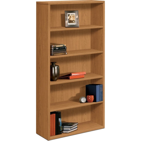 HON 10500 Series Bookcase ; Color: Harvest; UPC: 089192247028