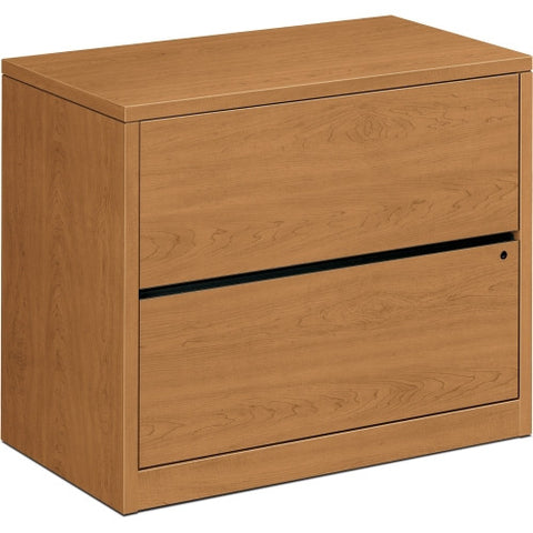 HON 10500 Series Lateral File ; Color: Harvest; UPC: 089191376408