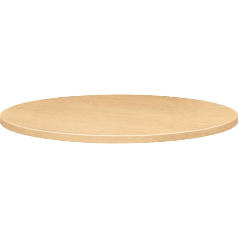 HON Hospitality Laminate Table Top ; Color: Natural Maple; UPC: 089191415817