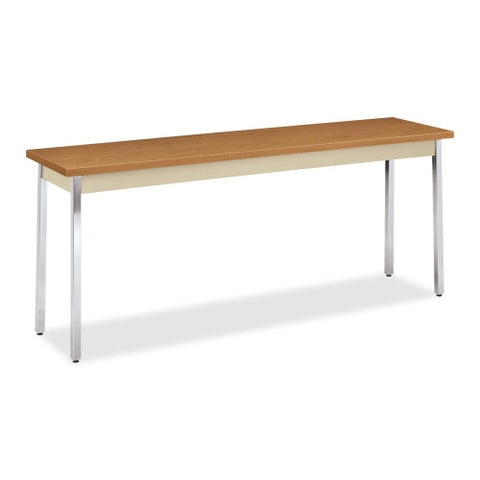 HON UTM1872 Utility Table HONUTM1872CLCHR, Putty (UPC:631530060709)