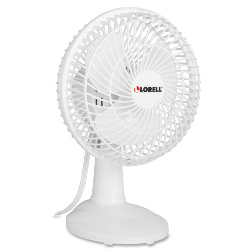 Lorell Desk Fan ; UPC: 035255492577