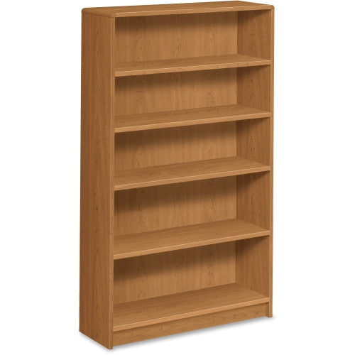 HON 1890 Series Harvest Laminate Bookcase HON1895C, Harvest (UPC:089191146391)