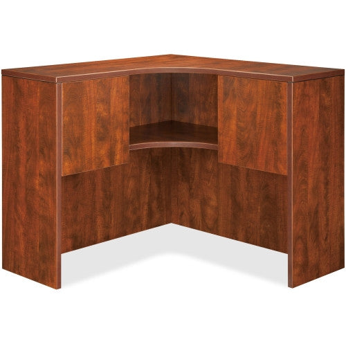 Lorell Essentials Corner Hutch ; UPC: 035255699211