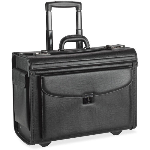 "Lorell Carrying Case for 16"" Notebook - Black ; UPC: 035255616126"