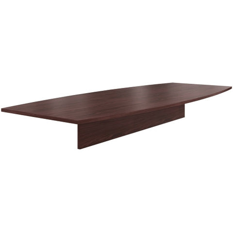 HON Preside Conference Table Top HONT12048PNN, Mahogany (UPC:641128306508)