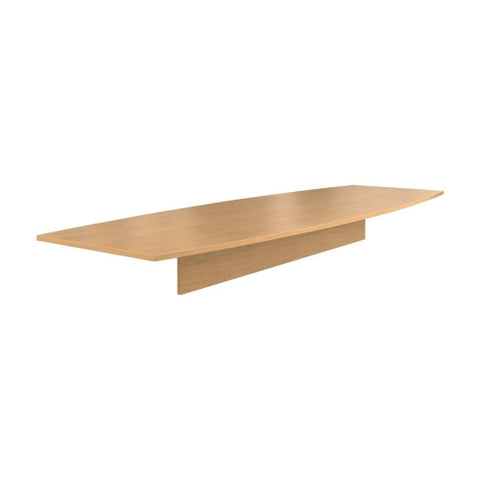 HON Preside Conference Table Top HONT14448PNC, Harvest (UPC:745123641630)