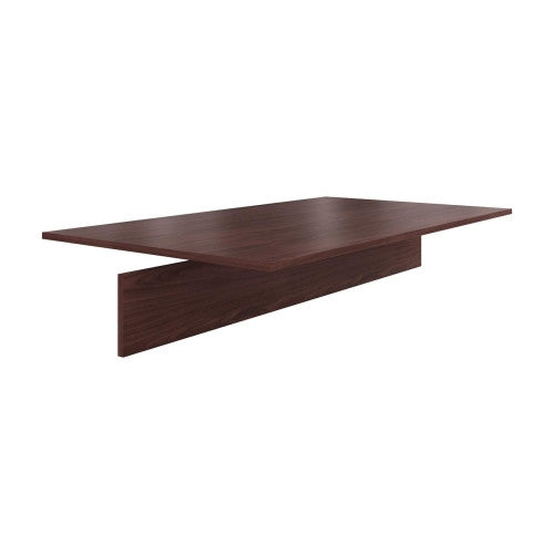 HON Preside Conference Table Top Adder HONT7248PNN, Mahogany (UPC:745123641609)