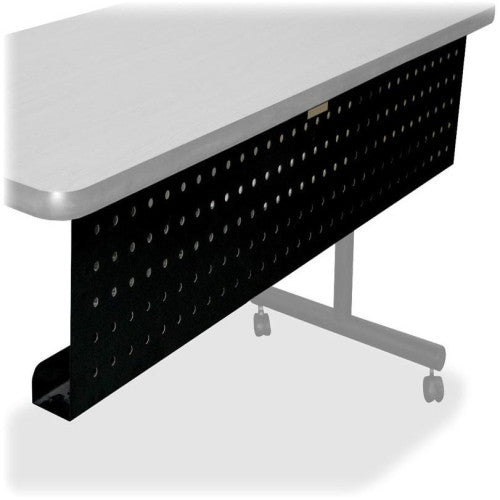 Lorell Rectangular Training Table Modesty Panel ; UPC: 352555606856