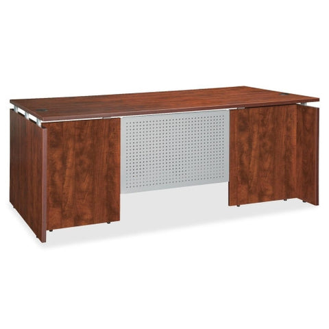Lorell Ascent Rectangular Executive Desk ; UPC: 035255686839