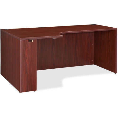 Lorell Essentials Left Rectangular Credenza ; UPC: 035255699105