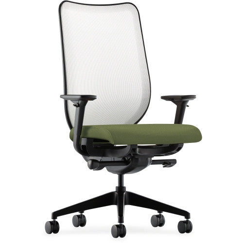 HON Nucleus Task Chair HONN102NR74, Green (UPC:089192214679)
