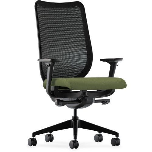 HON Nucleus Task Chair HONN103NR74, Green (UPC:089192216260)