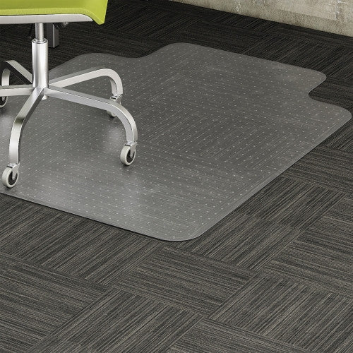 Lorell Low-pile Carpet Chairmats ; UPC: 035255828192