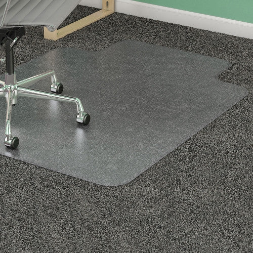 Lorell Medium-pile Carpet Chairmats ; UPC: 035255828222