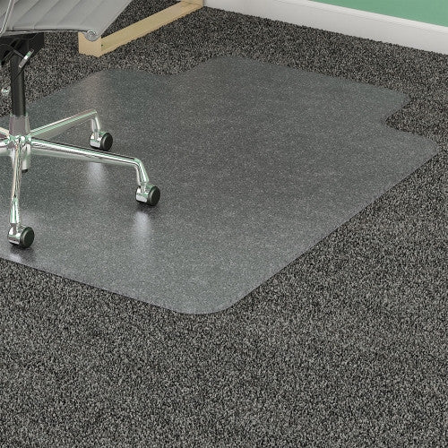 Lorell Medium-pile Carpet Chairmats ; UPC: 035255828239