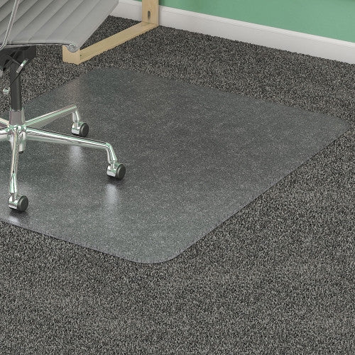 Lorell Medium-pile Carpet Chairmats ; UPC: 035255828246