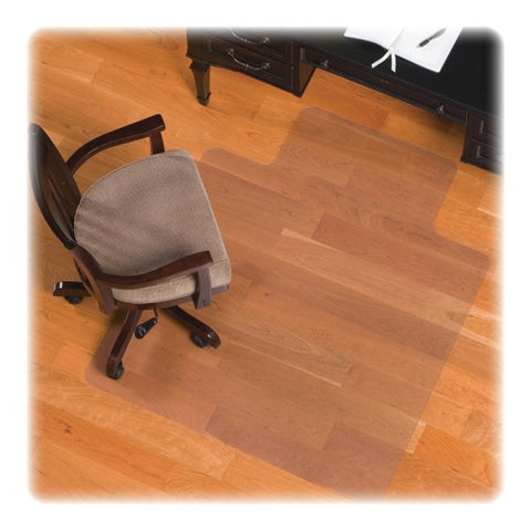 "ES Robbins Hard Floor Lipped, 36"" x 48"", Intermediate Chair Mat ; UPC: 012544320339"