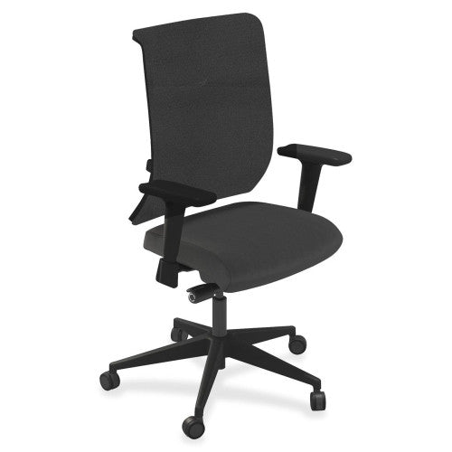 Mayline Commute Series Fully Upholstered Task Chair MLNC1BU2OJTOJT, Beige (UPC:760771283292)