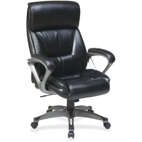 Lorell Executive Leather Eco Chair ; UPC: 035255521215