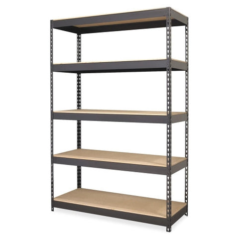 Lorell Riveted Steel Shelving ; UPC: 035255606240