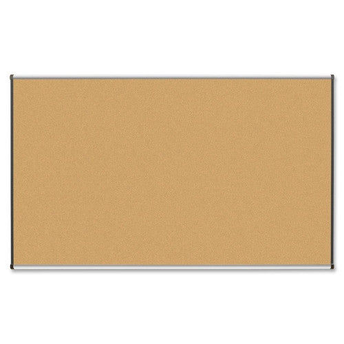 Lorell Satin Finish Natural Cork Board ; UPC: 035255606462