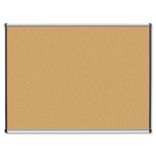 Lorell Satin Finish Natural Cork Board ; UPC: 035255606479