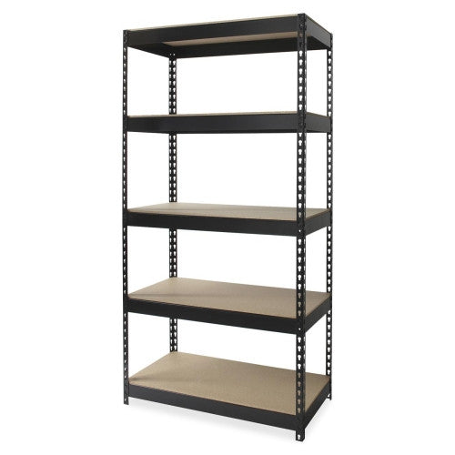 Lorell Riveted Steel Shelving ; UPC: 035255606486